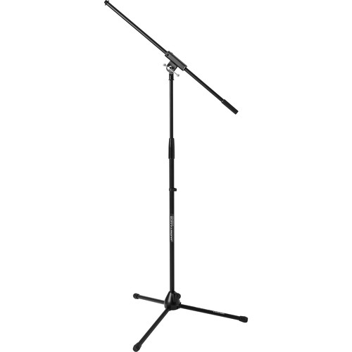 Ultimate Support JS-MCFB100 Tripod Mic Stand with Fixed Boom