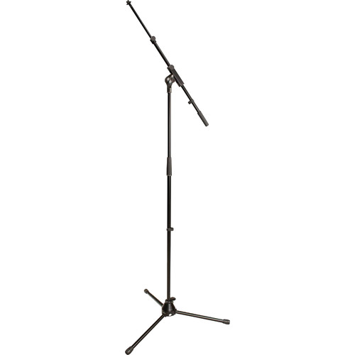Ultimate Support JS-MCTB200 Tripod Mic Stand with Telescoping Boom
