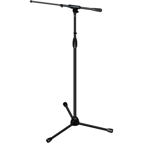 Ultimate Support TOUR-T-T Professional  Tripod Mic Stand with Telescopic Boom
