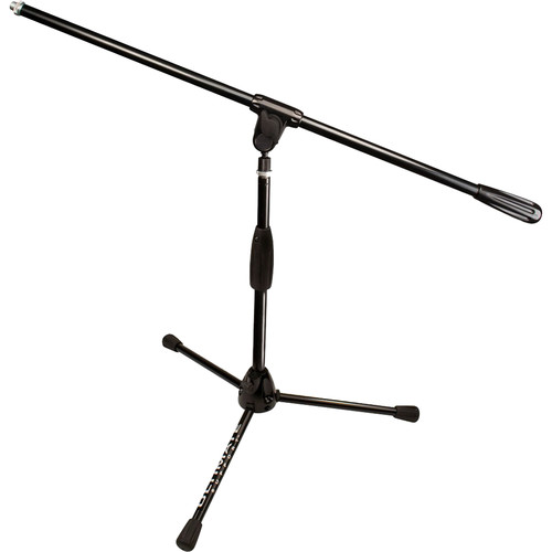 Ultimate Support PRO-T-SHORT-F Professional Short Tripod Mic Stand with Fixed-Length Boom