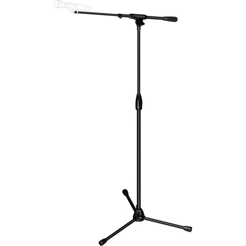 Ultimate Support PRO-T-T Professional  Tripod Mic Stand with Telescopic Boom