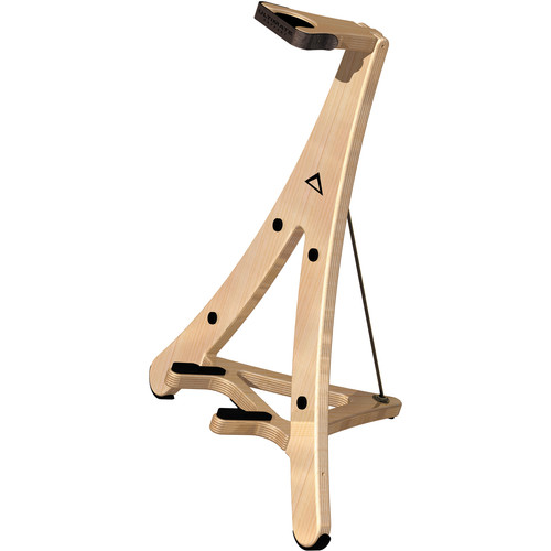 Ultimate Support AXW-2 Cradle-Style Wooden Guitar Stand (Beech)