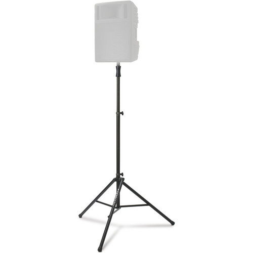 Ultimate Support TS-110B Tall Speaker Stand with Air Lift