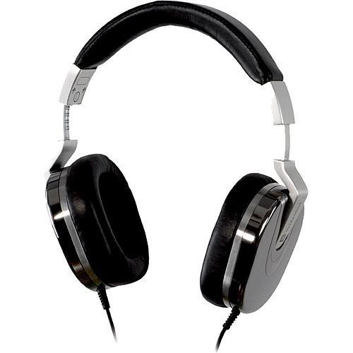 Ultrasone Edition 8 Ruthenium Closed-Back Stereo Headphones