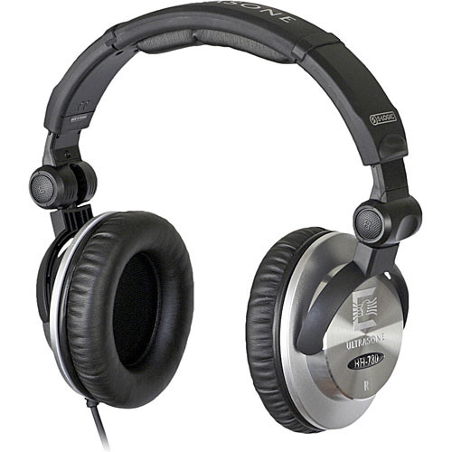 Ultrasone HFI-780 Closed-Back Stereo Headphones