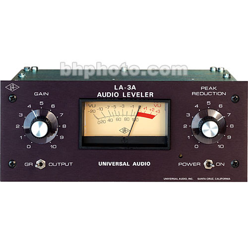 Universal Audio LA-3A Audio Leveler