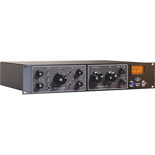 Universal Audio LA-610 MKII - Recording Channel
