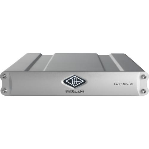 Universal Audio UAD-2 Satellite QUAD Custom - FireWire DSP Accelerator with Custom Bundle