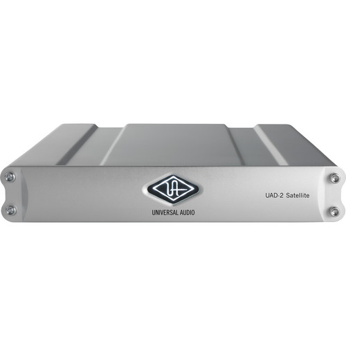 Universal Audio UAD-2 Satellite DUO Custom - FireWire DSP Accelerator with Custom Bundle
