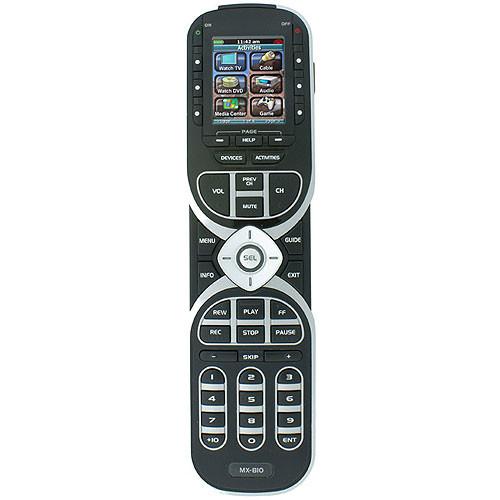 Universal Remote MX-810 Universal Remote Control