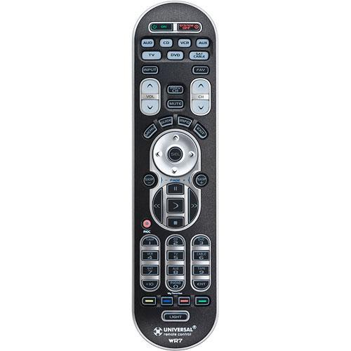 Universal Remote WR7 Learning Remote Control