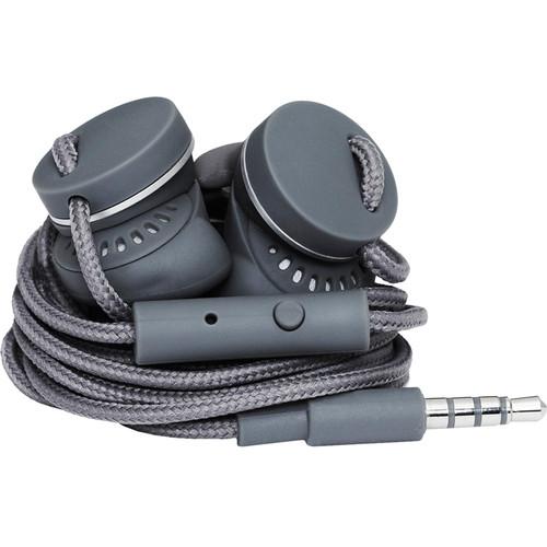 Urbanears Medis Stereo Earbud Headphones (Dark Grey)