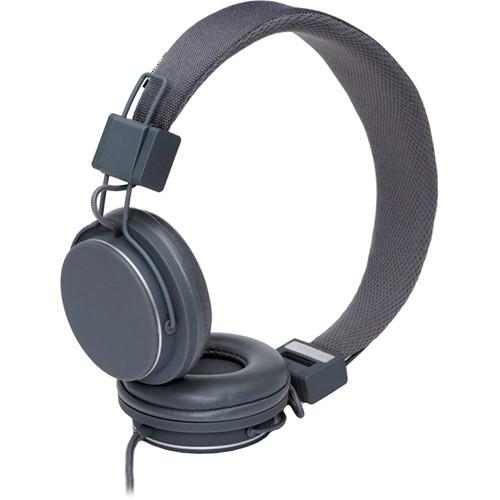 Urbanears Plattan On-Ear Stereo Headphones (Dark Grey)