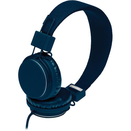 Urbanears Plattan On-Ear Stereo Headphones (Indigo)