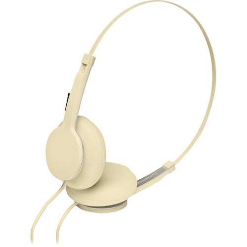 Urbanears Tanto Compact On-Ear Stereo Headphones with Mic and Remote (Cream)