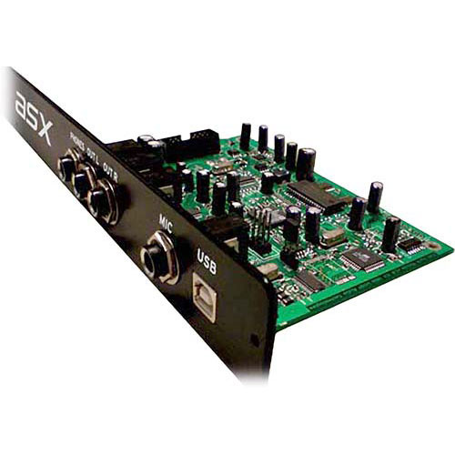 Use Audio Plugiator ASX Expansion Card