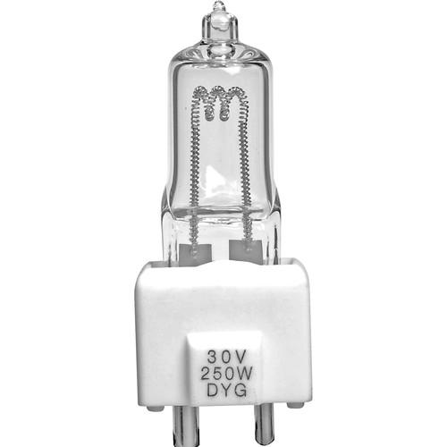 Ushio DYG Tungsten Lamp (250W/30V)