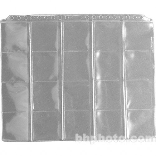 VPD Scan-A-Page - Clear - Pack of 50