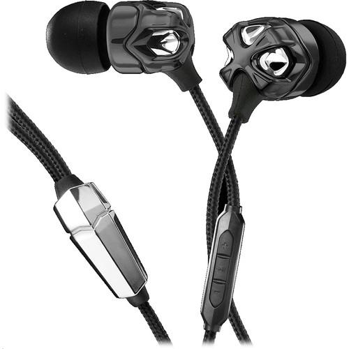 V-MODA Vibrato In-Ear Stereo Headphones with Mic and Remote (Nero)