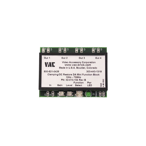 Vac 32013154 Composite Video Distribution Amplifier