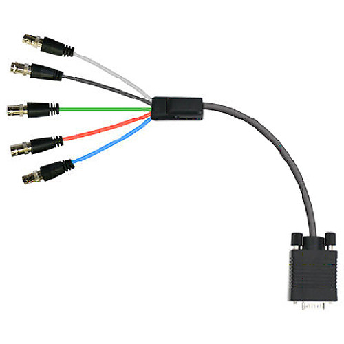 "Vaddio ProductionVIEW HD Component Cable (7"")"