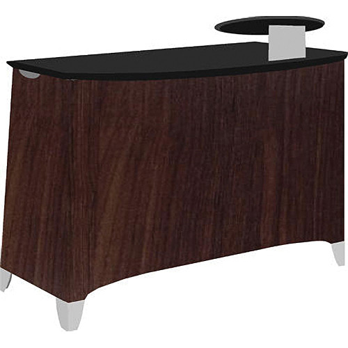 Vaddio Instrukt Teaching Station with Legs (Oiled Cherry)