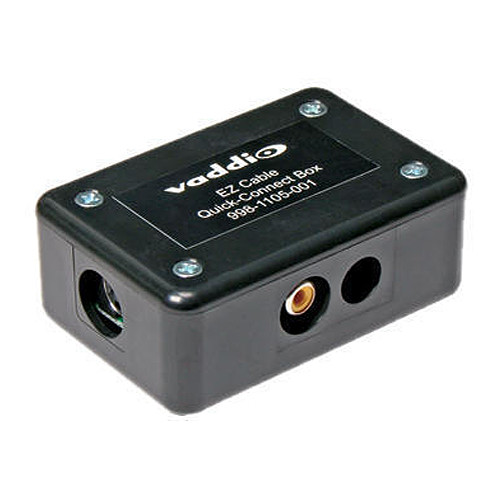 Vaddio Quick-Connect Box