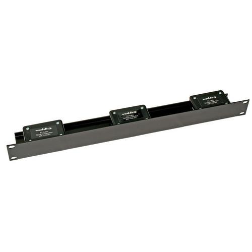 Vaddio Quick-Connect Box Rack Panel
