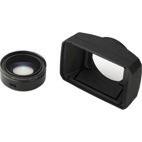 Vaddio 998-6522-007 Wide Angle Conversion Lens & Hood