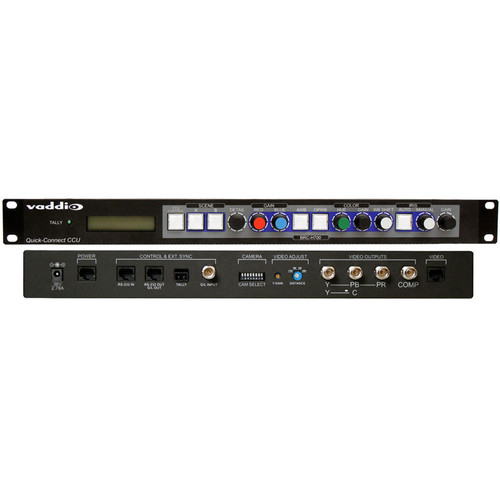 Vaddio Quick-Connect CCU (Camera Control Unit)