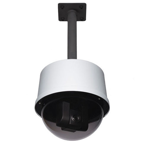Vaddio Outdoor Pendant Mount Dome for HD-20/HD-18 PTZ Cameras