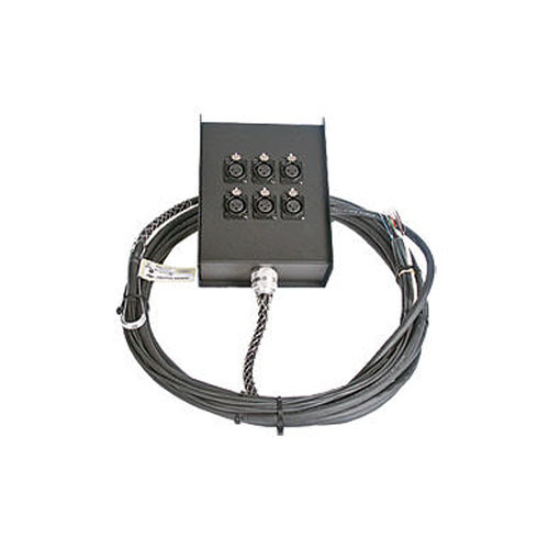 Vaddio 6-channel Microphone Extension Snake
