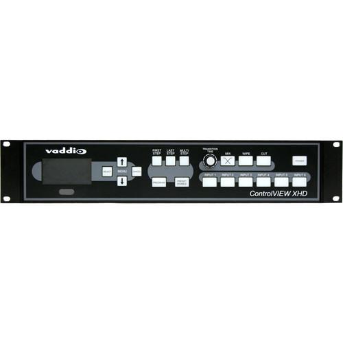 Vaddio ControlVIEW XHD Automatic PTZ Camera Control