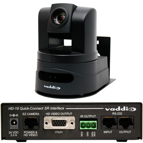 Vaddio WallVIEW HD-18 Camera with HSDS