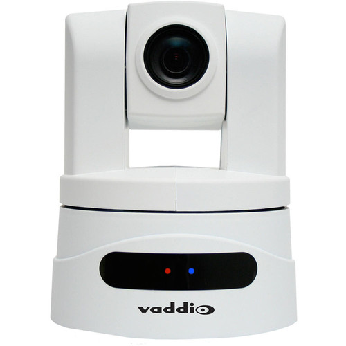 Vaddio WallVIEW HD-18 Camera with HSDS (White)