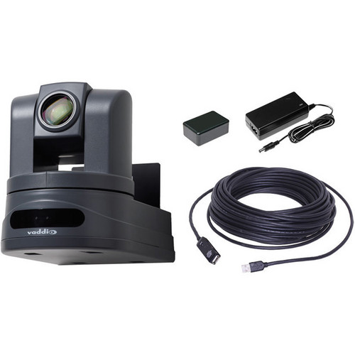 Vaddio WallVIEW HD-USB PTZ Camera and SR System