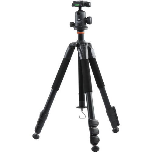 Vanguard Alta+ 264AB 100 4-Section Aluminum Tripod with SBH-100 Ball Head