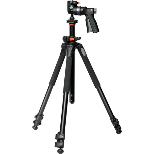 Vanguard Alta Pro 263AGH 3-Section Aluminum Tripod with GH-100 Pistol-Grip Ball Head