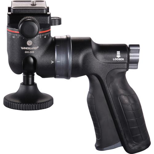 Vanguard GH-200 Pistol-Grip Ball Head