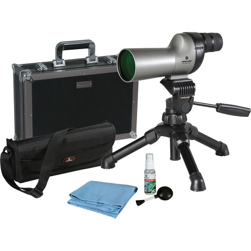 Vanguard High Plains 551 12-50x50 Spotting Scope Kit