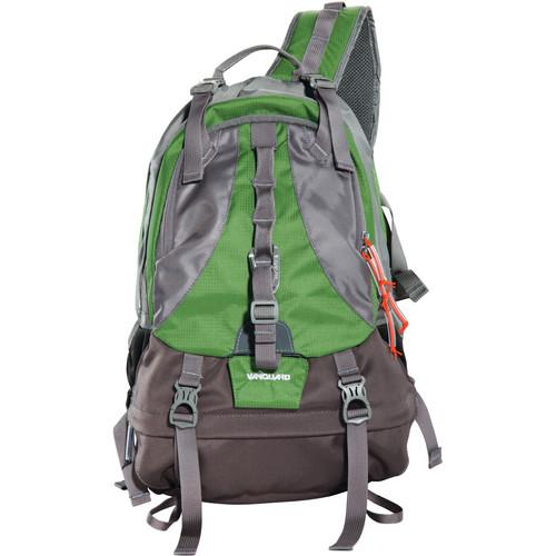 Vanguard Kinray 43 Sling Bag (Gray/Green)