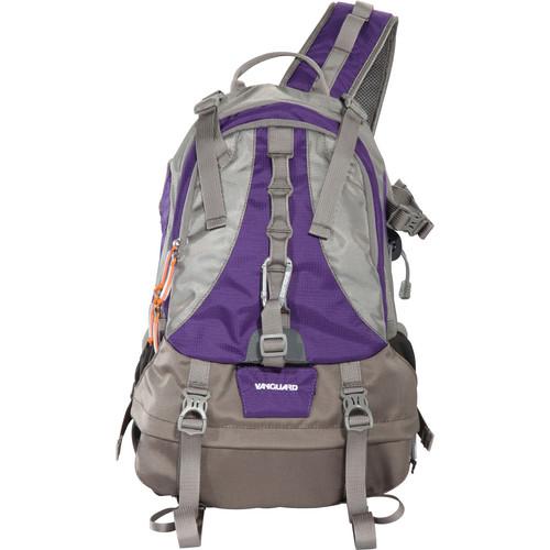 Vanguard Kinray 43 Sling Bag (Gray/Purple)