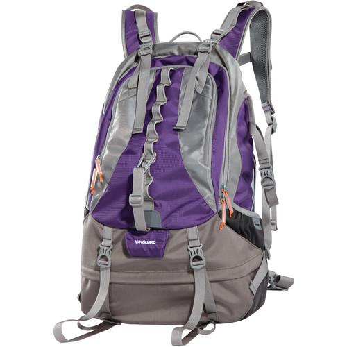 Vanguard Kinray 48 Backpack (Gray/Purple)