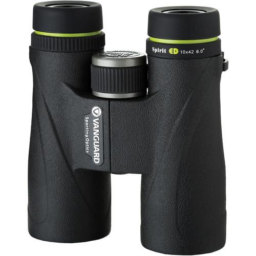 Vanguard 10x42 Spirit ED Binocular (Dark Green)