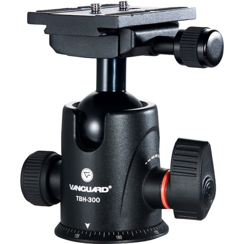Vanguard TBH-300 Ball Head With Micro Adjustment