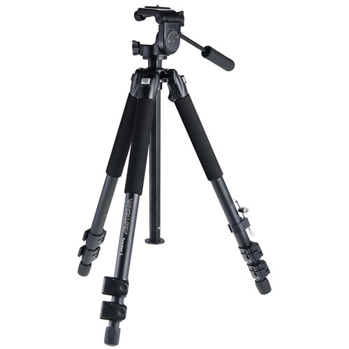 Vanguard Tracker 2 Aluminum Tripod W/Head