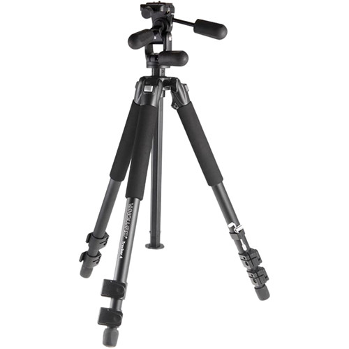 Vanguard Tracker 4 Aluminum Tripod with PH-55 Panhead