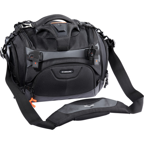 Vanguard Xcenior 30 Shoulder Bag (Black)