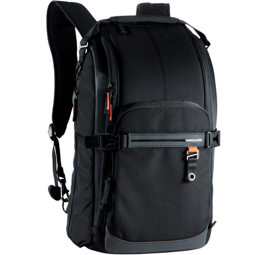 Vanguard Quovio 44 Convertible Backpack/Sling (Black)