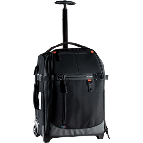 Vanguard Quovio 49T Roller/Trolley Bag (Black)